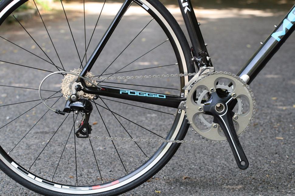 Review Mekk Poggio 1 5 Road Bike Road Cc
