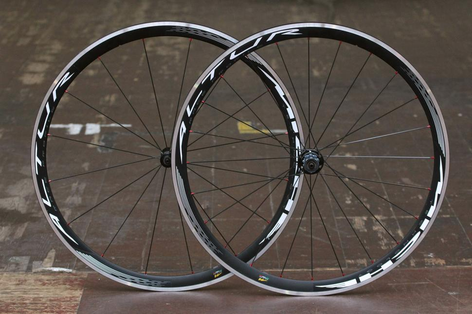 Review Miche Altur Wheelset Road Cc
