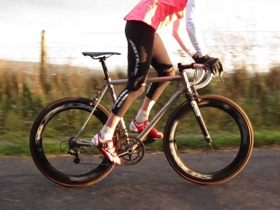 Review Mosaic Rt 1 Titanium Road Bike Frame Road Cc