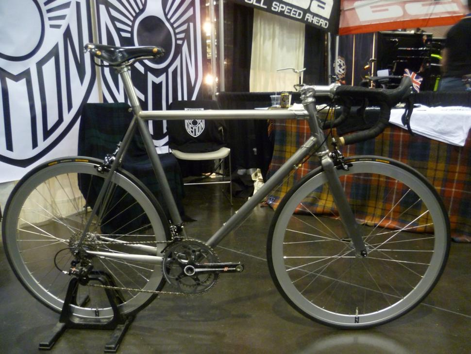Southampton\'s Demon Frameworks wins the \'Best Road\' prize at NAHBS ...