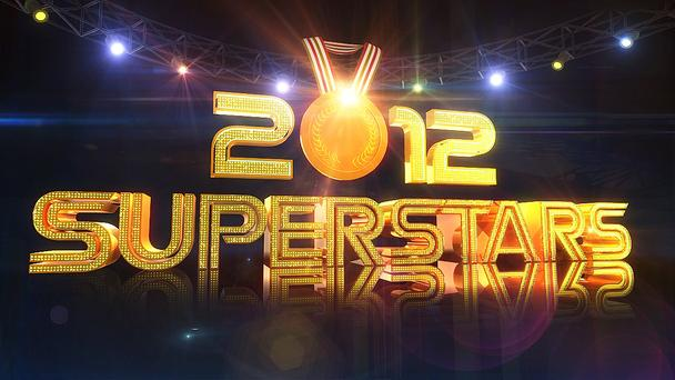 2012 Superstars (source - BBC)