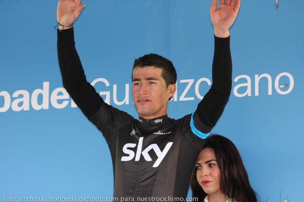 Sergio Henao (©El Pedal de Frodo CC lisenced via Flickr user nuestrociclismo.com)
