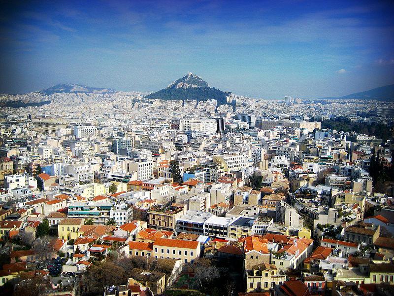 Athens - Yu-sheng Huang, Wikimedia Commons