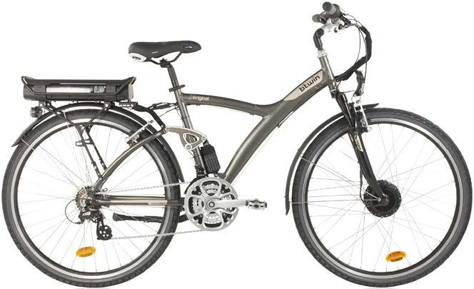 BTwin Original Electric 700