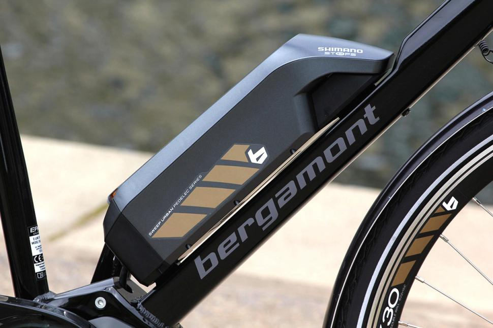 Bergamont Sweep N8 Di2 - battery-1