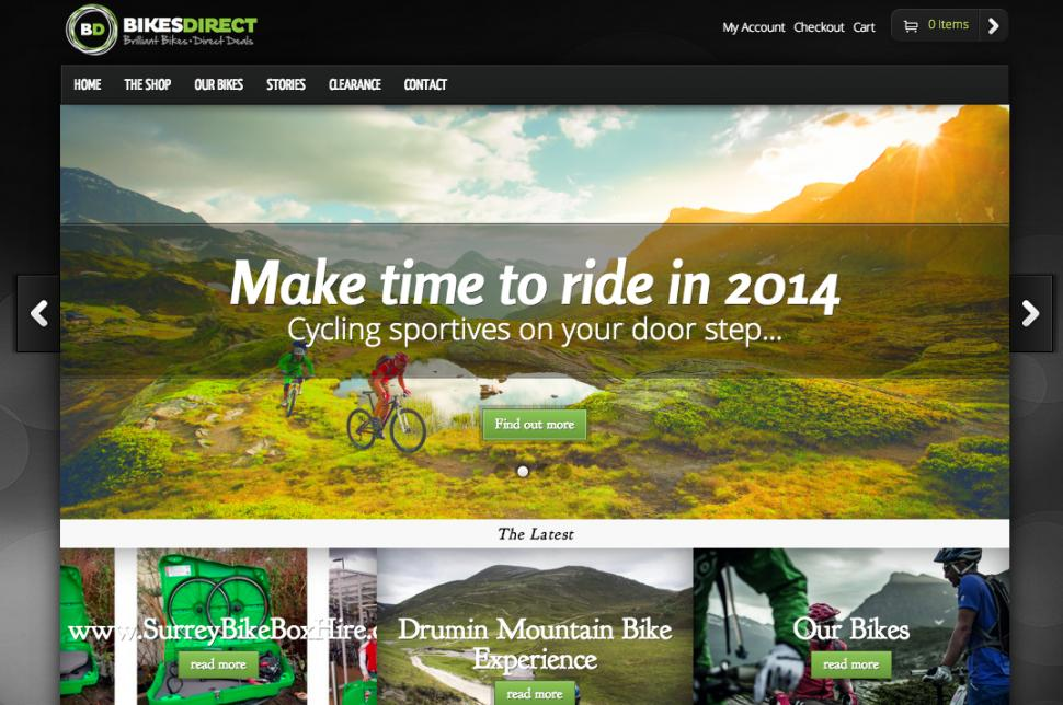 Bikes Direct website.png