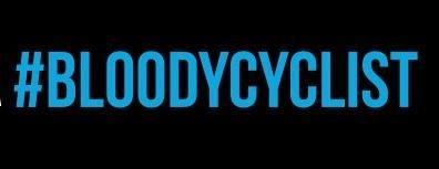 Bloodycyclist logo