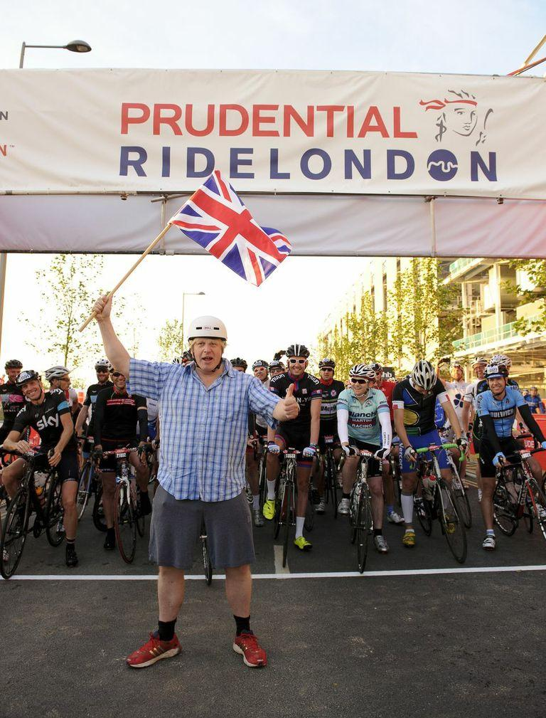 Boris-RideLondon