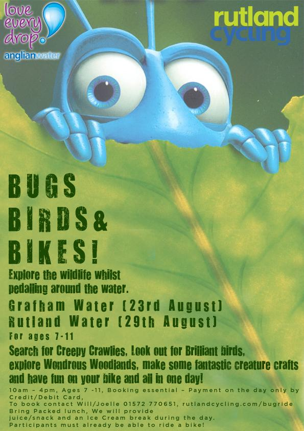 Bugs-Birds-Bikes-Activity-Days-Rutland-Cycling
