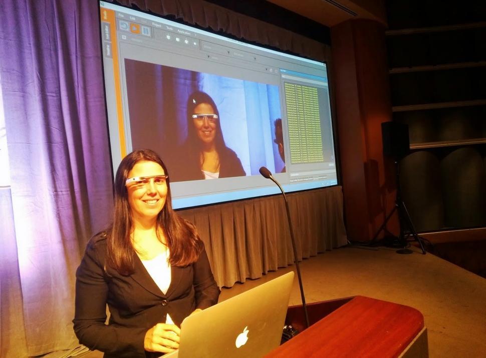 Cecilia Abadi Speaking at AWE 2013