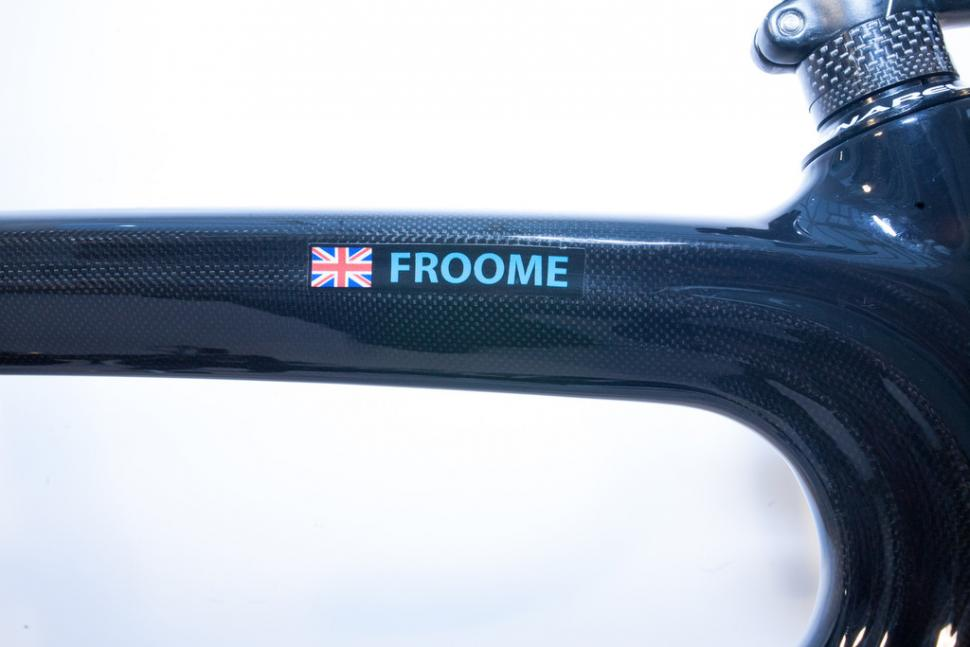 Chris Froome Pinarello © London Cycle Exchange