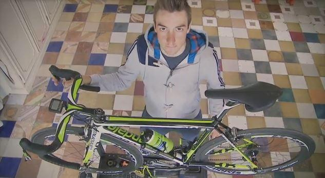 Chronicles of the Green Machine (Cannondale Pro Cycling on YouTube)