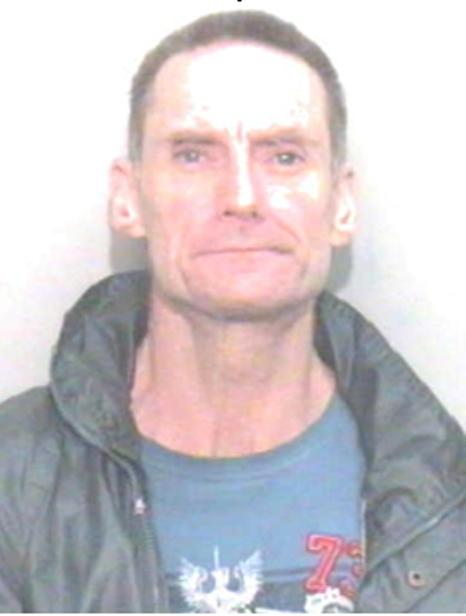 Convicted bike thief John Chaplin (picture - British Transport Police)