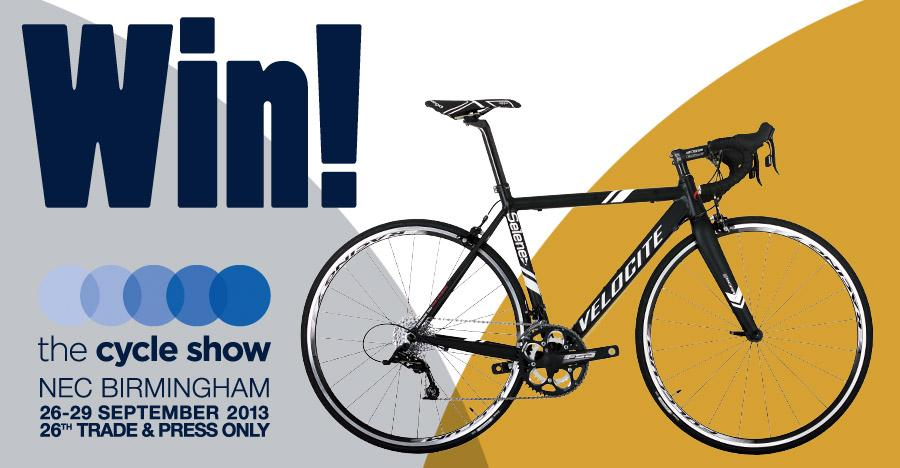 Cycle Show Velocite Selene win