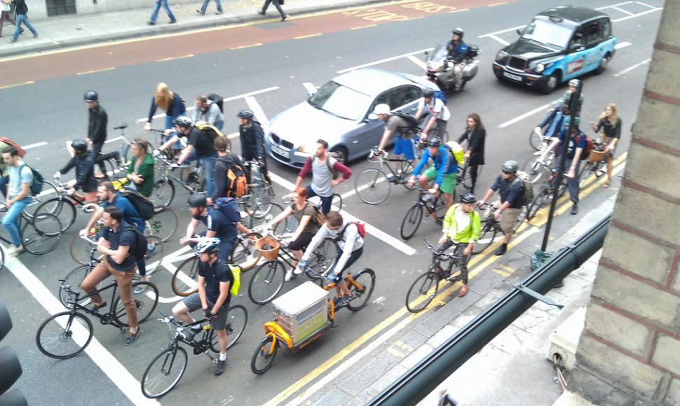 The Traffic Code says about Bicycles and Cyclists