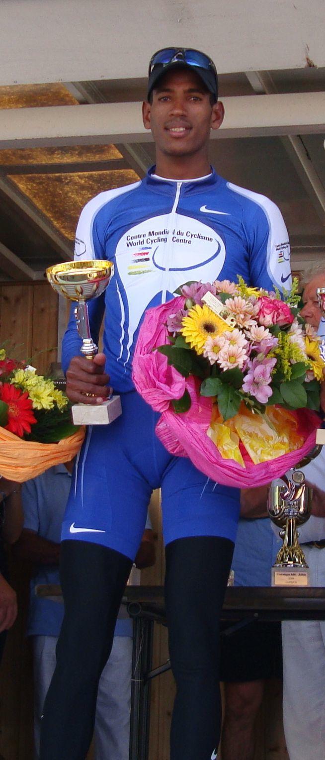 Daniel Teklehaimanot picture credit UCI.jpg