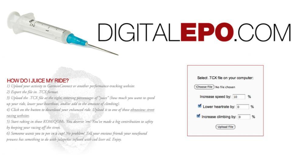 Digital EPO
