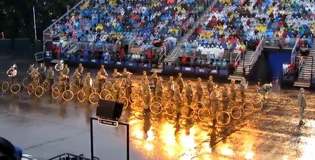 Dutch Army Cycling Band YouTube.jpg