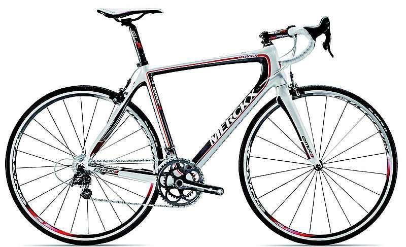 Eddy Merckx EMX-3 Athena