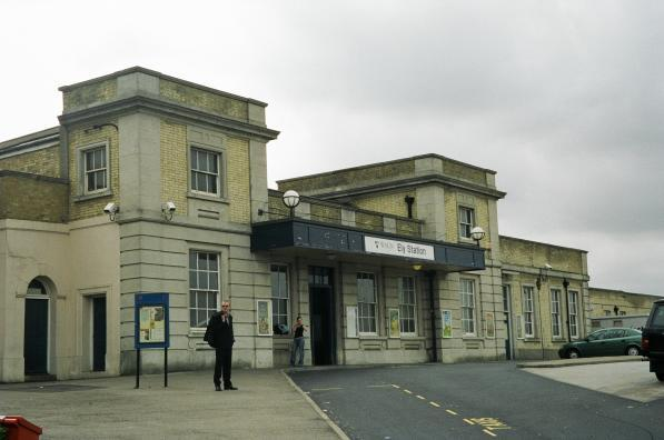 Ely railway station