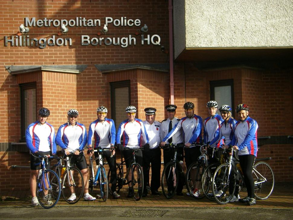 Fallen Heroes Cycle Ride