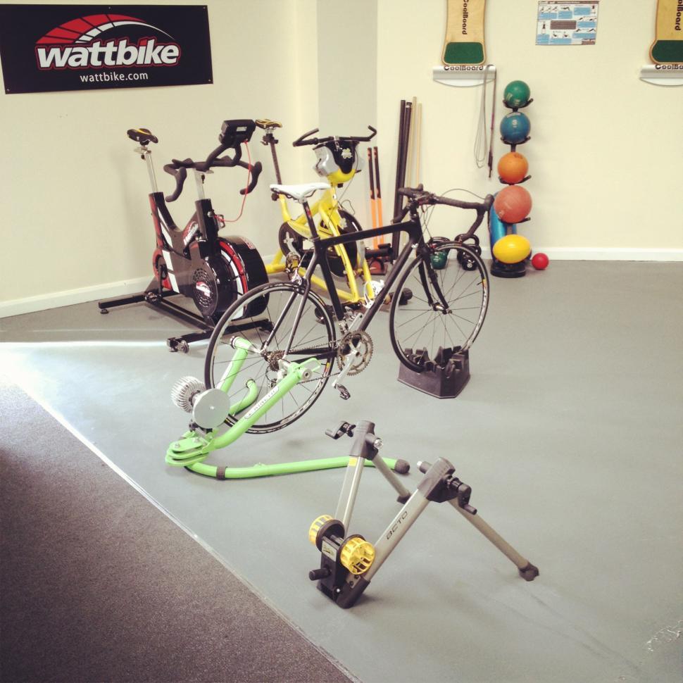 Fetish Bike Company training zone
