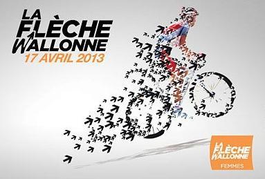 Flèche Wallonne Féminine 2013 logo