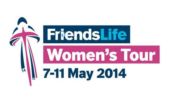Friends Life Women's Tour Logo