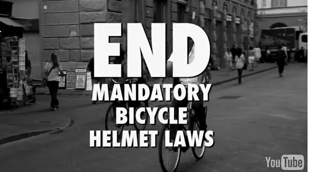 Helmet Freedom.org YouTube still