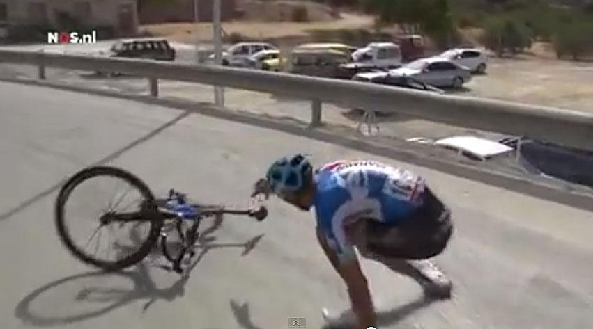 Fresh Motor Doping Claims Surround Ryder Hesjedal At The