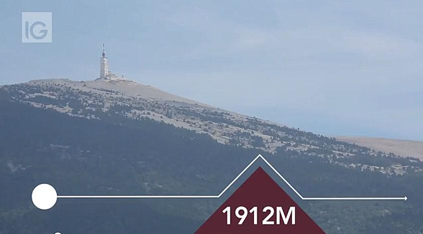 IG insights Mont Ventoux