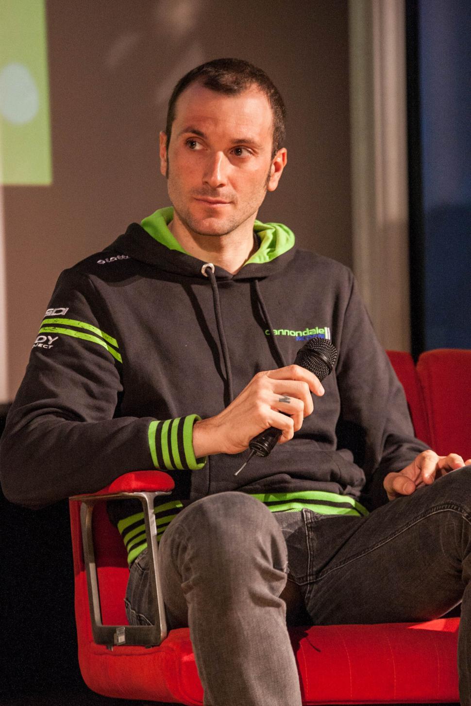 Ivan Basso (copyright Federico Bernini, LaPresse)