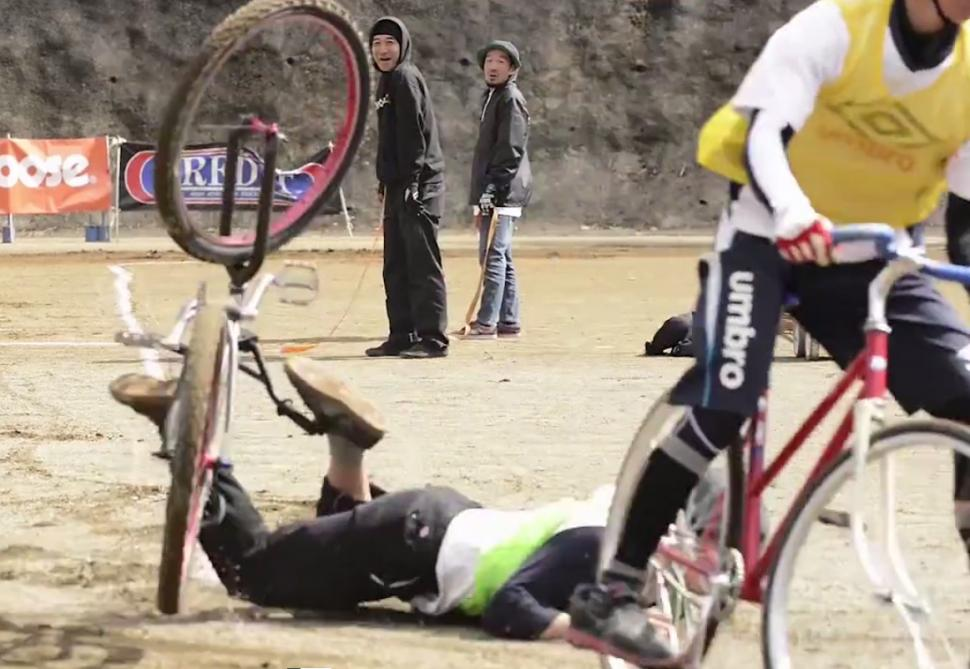 Japanese cycle speedway 2