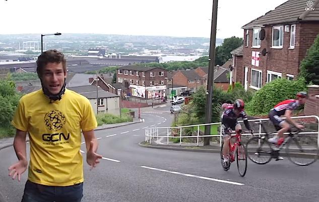 Jenkins Lane in Sheffield is not glamorous but it will be a great spot to watch the Tour