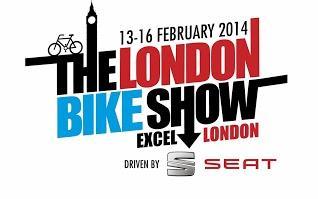 London Bike Show 2014 logo