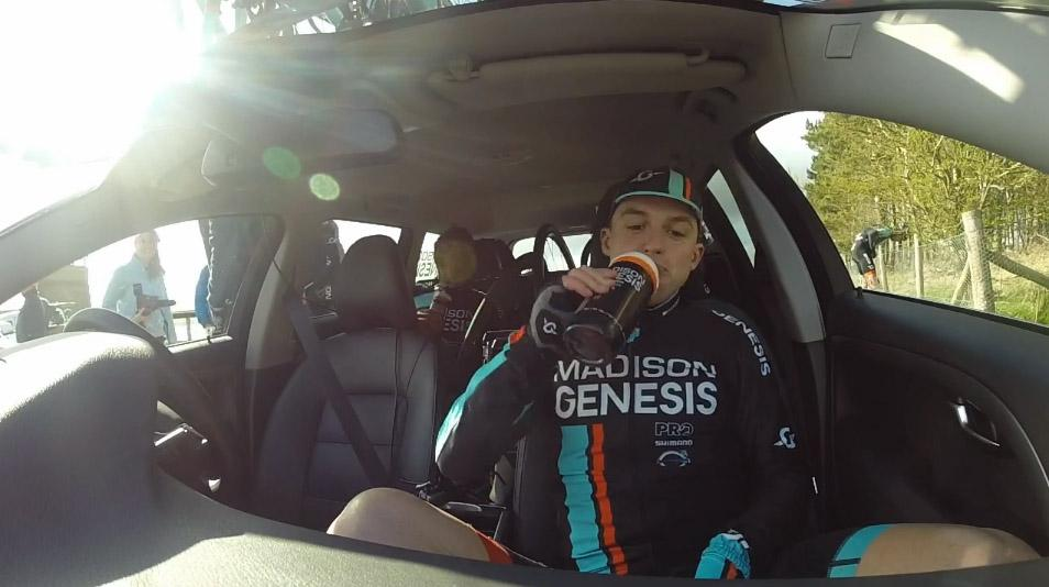 Madison-Genesis at the Tour of the Reservoir