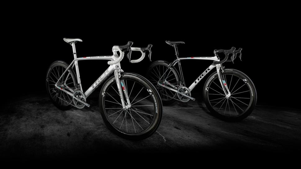 Madone and Domane