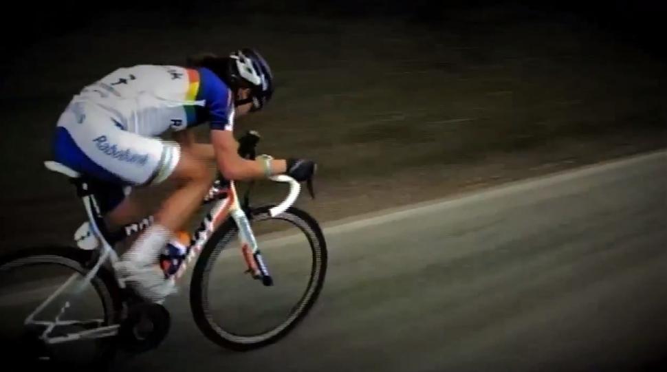 Marianne Vos Trofeo Binda 2013 Promo Video still