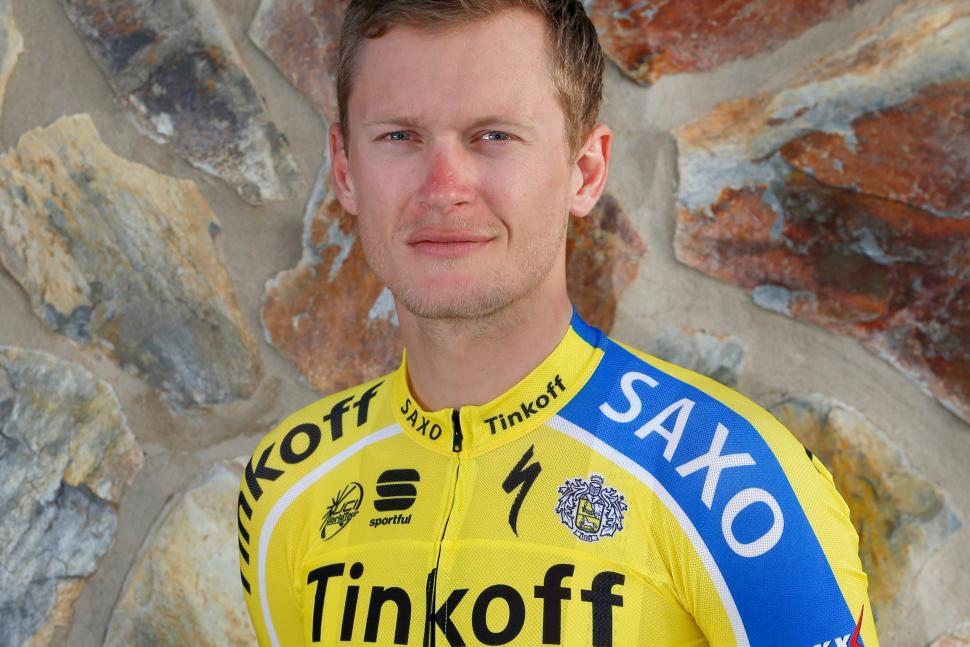 Matti Breschel (picture courtesy Tinkoff-Saxo)