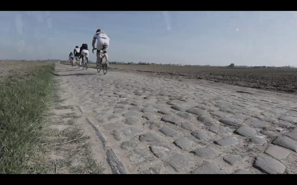 Mavic Paris Roubaix Challenge film screenshot.jpg