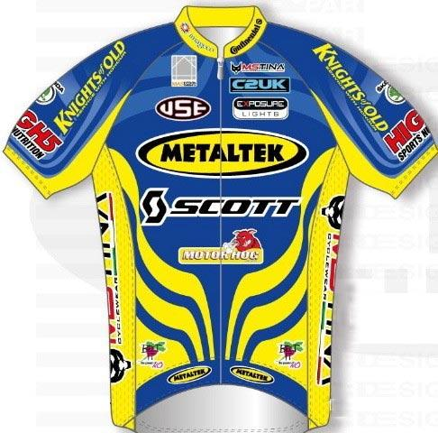 Metaltek Scott jersey