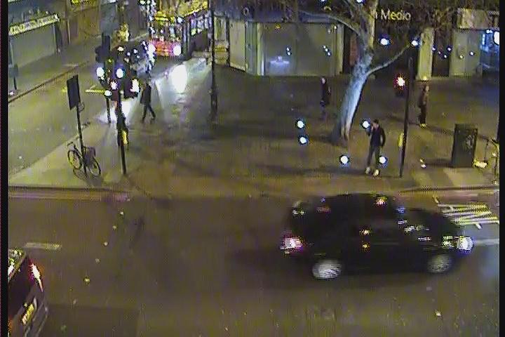 Metropolitan Police Brixton appeal CCTV