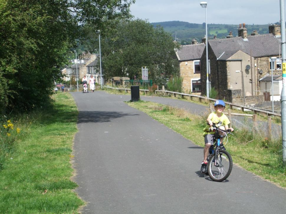 New Sustrans route Padiham Greenway (picture credit: Peter Foster/Sustrans).jpg