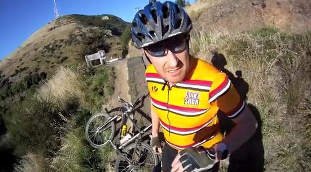 New Zealand MTB rage YouTube still