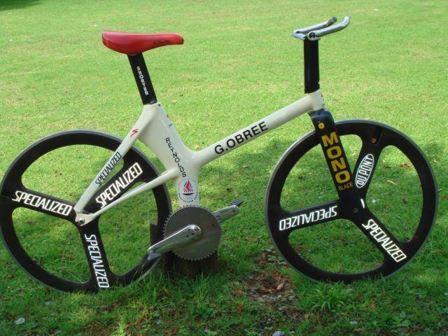 Obree bike