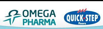Omega Pharma Quick Step logo