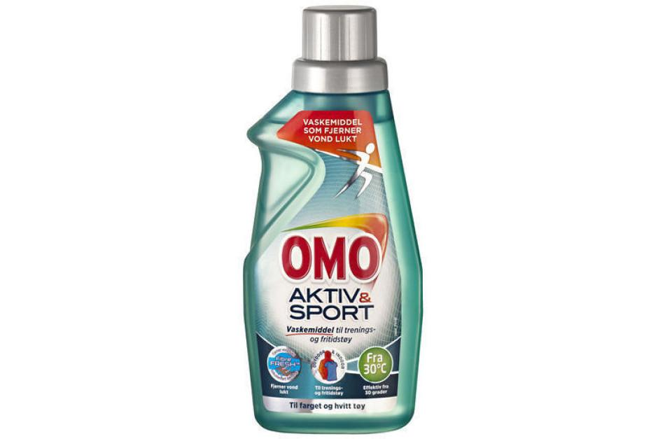 Omo Activ Sport - not an energy drink