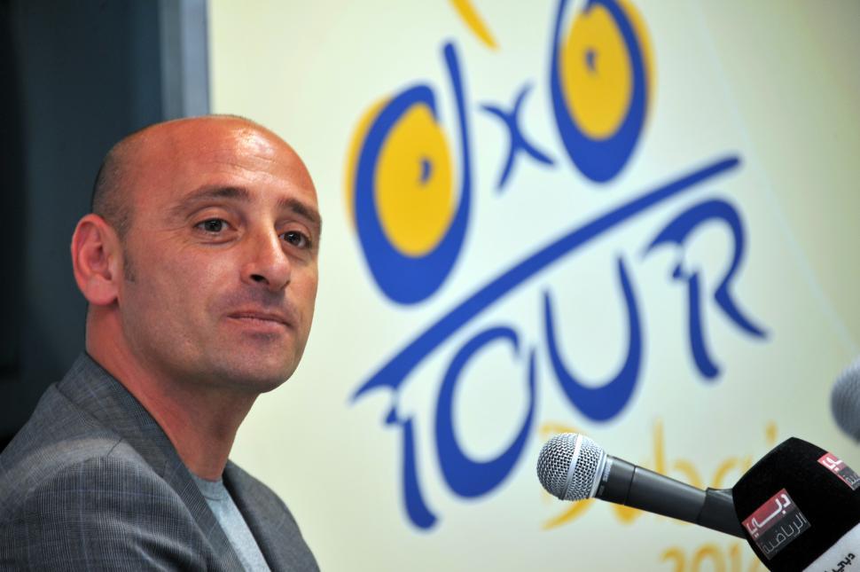 Paolo Bettini (picture Gian Mattia d'Alberto LaPresse : RCS Sport)