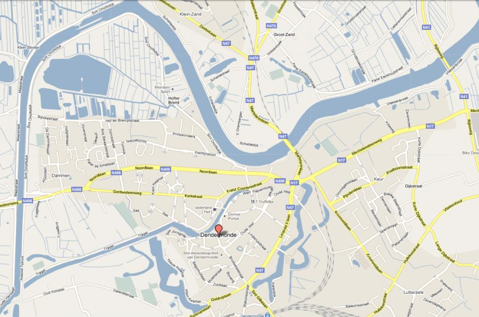 Dendermonde map.png