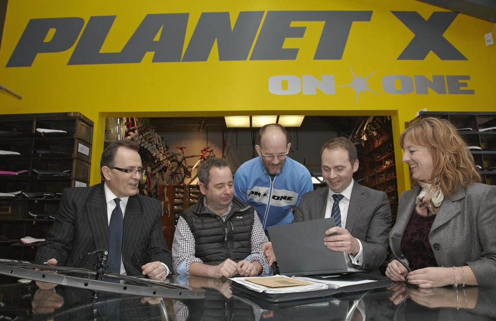 Planet x and Barclays